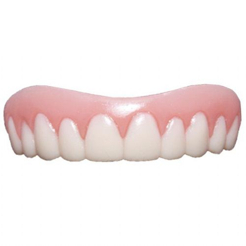Teeth Instant Smile Small Fake Ugly Scary Funny Fancy Dress Accessory